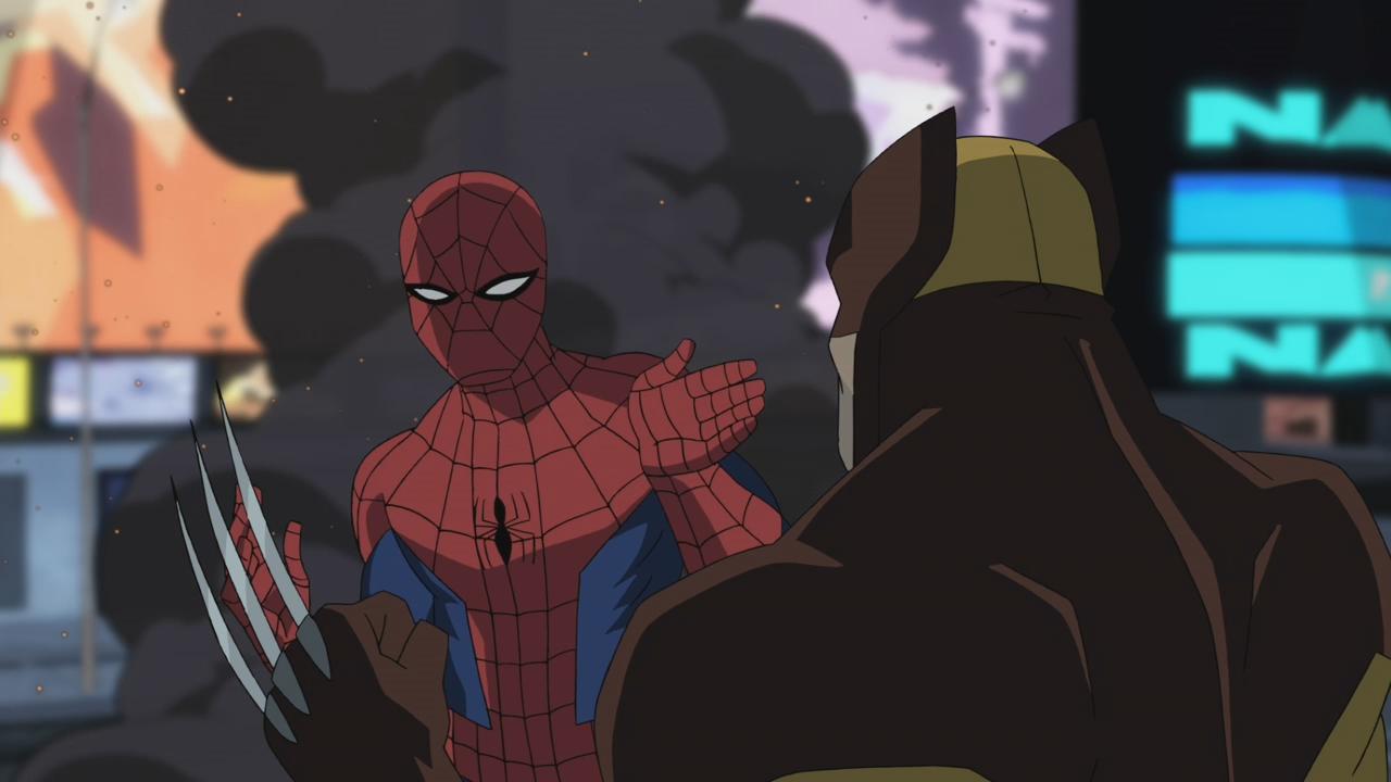 картинки совершенный человек паука это